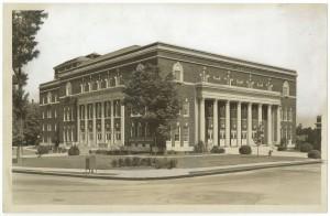 Aycock Auditorium, circa 1928