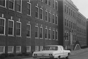Bailey Residence Hall, 1968