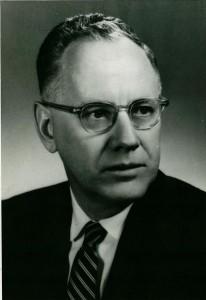 Chancellor Gordon Blackwell