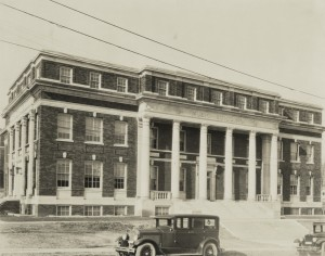 Brown Building, 1927