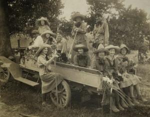 Farmerettes, 1918