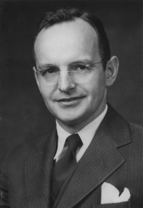 Chancellor Edward Kidder Graham