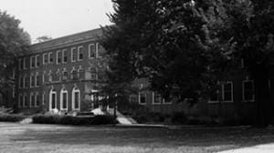 Gray Residence Hall, 1973