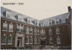 Guilford Residence Hall, 1986