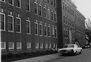 Hinshaw Residence Hall, 1968