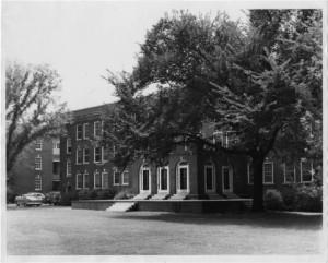 Jamison Residence Hall, 1958