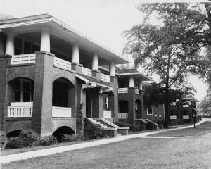Kirkland Dormitory, 1954