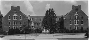Mary Foust Residence Hall