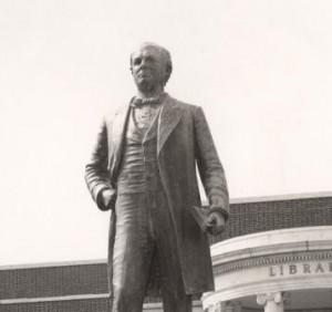 McIver Statue