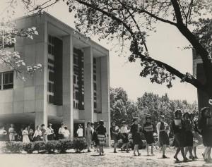 McIver Building, 1965