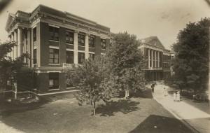 McIver Memorial Building, 1930s