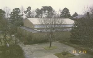 Park Gymnasium, 1986