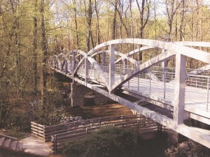Peabody Park Bridge