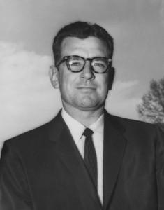 Chancellor Otis Singletary, 1961