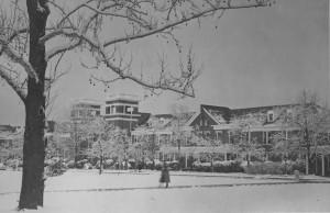 Spencer Residence Hall