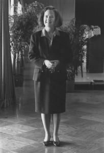 Interim Chancellor Debra W. Stewart, 1994