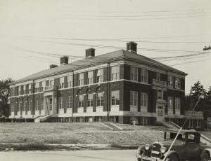 Stone Building, 1927