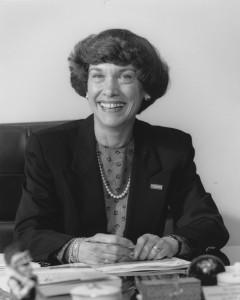 Chancellor Patricia A. Sullivan