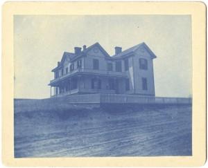 Teague House