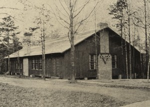 YWCA Hut