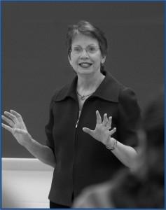 Chancellor Linda P. Brady