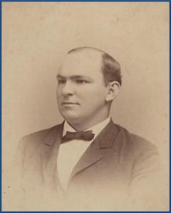 Founding President Charles Duncan McIver