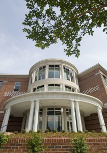 Moore Humanities and Research Administration Building, 2006