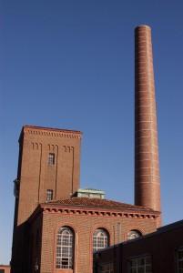 UNCG's Steam Plant