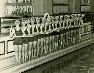 Dolphin-Seal Club, 1963