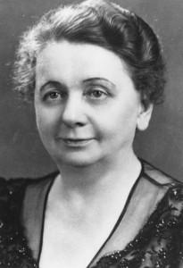 Harriet Elliott