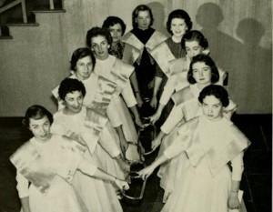 Golden Chain members, 1948