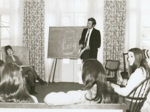 Instruction in the Residential College, 1970s