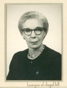Margaret C. Moore, c. 1960