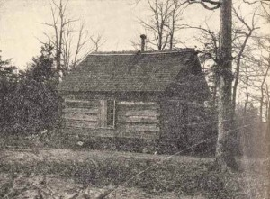 No. 2 Williamsburg schoolhouse (Rockingham County, NC), late 1800s