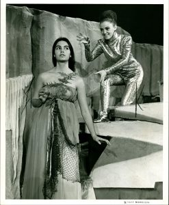 Emmylou Harris in The Tempest, 1965