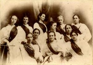 Marshals, 1895-1896